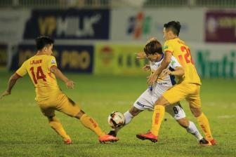 <b style='background-color:Yellow'>V.League 2018</b> khong con duoc truc tiep tren YouTube