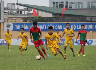 <b style='background-color:Yellow'>Thanh Hoa</b> dat mot chan vao Ban ket Cup quoc gia 2018