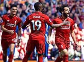 <b style='background-color:Yellow'>Liverpool</b> 4-0 Brighton: Niem vui tron ven
