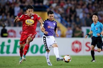<b style='background-color:Yellow'>Ha Noi FC</b> vs HAGL 19h00 ngay 15/5: Khang dinh tham vong