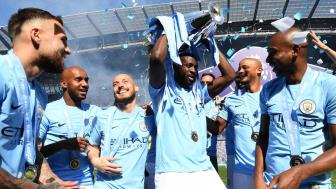 Premier League 2017/18 - An mot qua, tra cuc vang