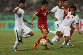 <b style='background-color:Yellow'>DT Viet Nam</b> se 'gap may' tai le boc tham chia bang AFF Cup 2018?