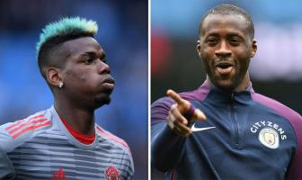 <b style='background-color:Yellow'>Yaya Toure</b> gay soc, muon den Man United day do Pogba
