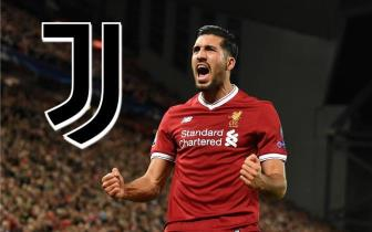 Juventus tu tin co Emre Can trong tuan nay