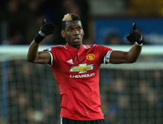 <b style='background-color:Yellow'>Paul Pogba</b> muon nhan trong trach o Man United