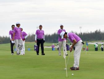 600 golfer san Hole In One khung tai giai Artex Golf Tournament 2018