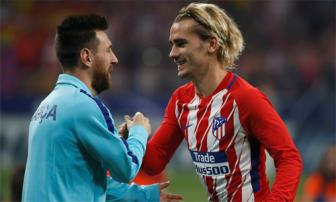 <b style='background-color:Yellow'>Messi</b> khang dinh Barca can Griezmann