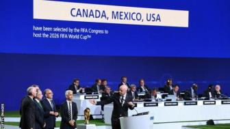 My - Mexico – <b style='background-color:Yellow'>Canada</b> dong dang cai World Cup 2026
