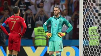 <b style='background-color:Yellow'>De Gea</b>: Thu mon duy nhat co… 0 pha cuu thua o World Cup