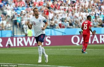 'Harry Kane la so 9 hay nhat World Cup 2018'