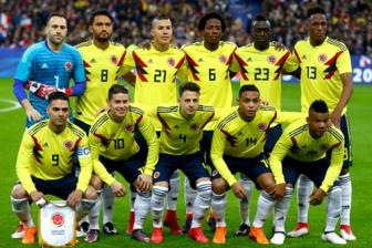 <b style='background-color:Yellow'>Colombia</b> cong bo danh sach chinh thuc du World Cup 2018