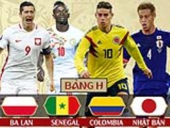Bang H <b style='background-color:Yellow'>World Cup 2018</b>: Canh cua bi mat