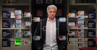 Mourinho – <b style='background-color:Yellow'>Pele</b> moi cua World Cup 2018?