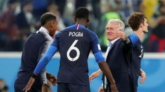 HLV <b style='background-color:Yellow'>Didier Deschamps</b> tu tin cung DT Phap vo dich World Cup 2018