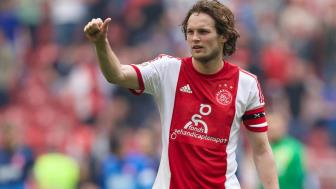 <b style='background-color:Yellow'>Daley Blind</b> CHINH THUC tro lai Ajax