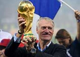 "Phap bi che ""an may"", Deschamps noi gi?"