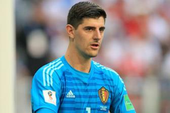 <b style='background-color:Yellow'>Real Madrid</b> tra 31 trieu bang de so huu Thibaut Courtois tu Chelsea