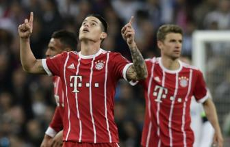 James Rodriguez khong muon tro lai Real Madrid
