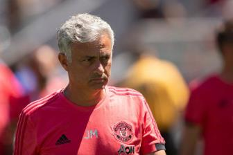 <b style='background-color:Yellow'>Jose Mourinho</b> that vong voi ke hoach chuyen nhuong cua Man United