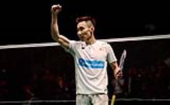 Lee Chong Wei khong du <b style='background-color:Yellow'>Asiad 2018</b>
