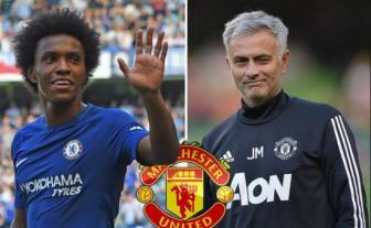 <b style='background-color:Yellow'>Man United</b> van con co hoi theo duoi Willian