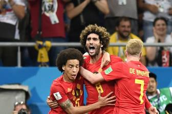 <b style='background-color:Yellow'>WORLD CUP</b> 4/7: Fellaini tuyen chien voi Brazil