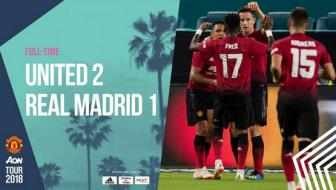 <b style='background-color:Yellow'>Man United</b> 2-1 Real Madrid: Anh sang noi cuoi duong ham