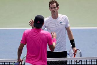<b style='background-color:Yellow'>Andy Murray</b> thua ngay vong mot ATP Cincinnati