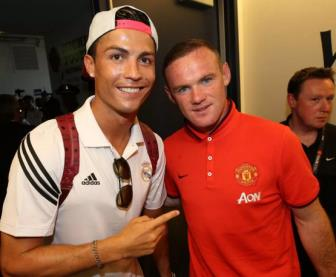 <b style='background-color:Yellow'>Rooney</b> du doan co hoi vo dich Champions League cua cuu dong doi Ronaldo