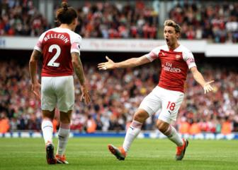 <b style='background-color:Yellow'>Arsenal</b> 3-1 West Ham: Phan thuong xung dang