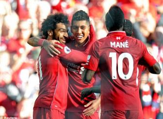 <b style='background-color:Yellow'>Liverpool</b> 1-0 Brighton: Chan dung nha vo dich