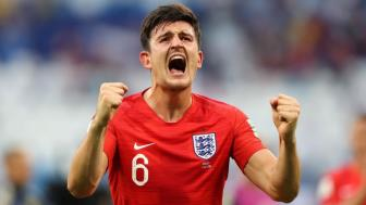 <b style='background-color:Yellow'>Man United</b> tro lai hoi mua Harry Maguire