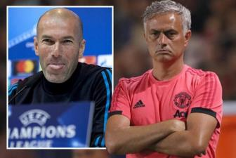 <b style='background-color:Yellow'>Ronaldo</b>: Manchester United can can than ve quyet dinh thay Jose Mourinho bang Zinedine Zidane