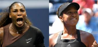 <b style='background-color:Yellow'>Video</b> chung ket don nu US Open 2018: Serena Williams 0-2 Naomi Osaka