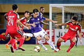 <b style='background-color:Yellow'>Ha Noi FC</b> co co hoi vo dich V.League 2018 ngay vong 21