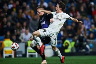 Real Madrid 3-0 Leganes: Nua ve tren tay
