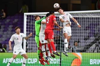<b style='background-color:Yellow'>Han Quoc</b> la doi thu 3 gianh ve vao vong 16 doi tai Asian Cup 2019