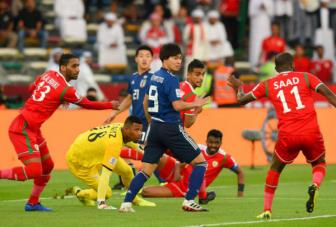 <b style='background-color:Yellow'>Nhat Ban</b> nhe nhang vuot qua vong bang Asian Cup 2019