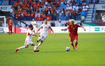 DT Viet Nam vao tu ket <b style='background-color:Yellow'>Asian Cup 2019</b> sau loat sut luan luu can nao
