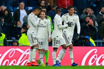 Real Madrid 2-0 Sevilla: Tien ve la du!
