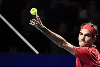 <b style='background-color:Yellow'>Federer</b> thang de tai vong dau ATP Basel