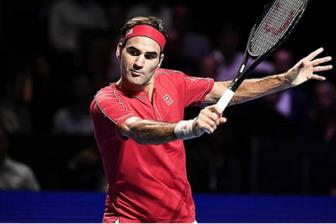 <b style='background-color:Yellow'>Federer</b> thang sau 62 phut tai vong hai ATP Basel