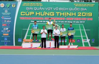 Hung Thinh – TPHCM thong tri o <b style='background-color:Yellow'>giai quan vot Vo dich Quoc gia 2019</b>