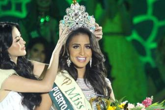 <b style='background-color:Yellow'>Nguoi dep</b> Puerto Rico dang quang Miss Earth 2019