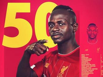 Ban tin 6/10: <b style='background-color:Yellow'>Sadio Mane</b> can cot moc an tuong
