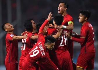 <b style='background-color:Yellow'>DT Viet Nam</b> so huu doi hinh tre nhat bang G vong loai World Cup 2022