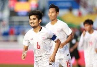 <b style='background-color:Yellow'>Myanmar</b> tien gan tam ve vao ket SEA Games 30
