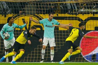 <b style='background-color:Yellow'>Dortmund</b> 3-2 Inter Milan: Nguoc dong kinh dien