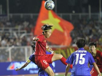 <b style='background-color:Yellow'>DT nu Viet Nam</b> them co hoi du Olympic 2020