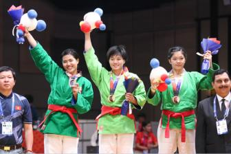 <b style='background-color:Yellow'>SEA Games 30</b> ngay 3/12: Doan TTVN co nhieu hy vong gianh HCV